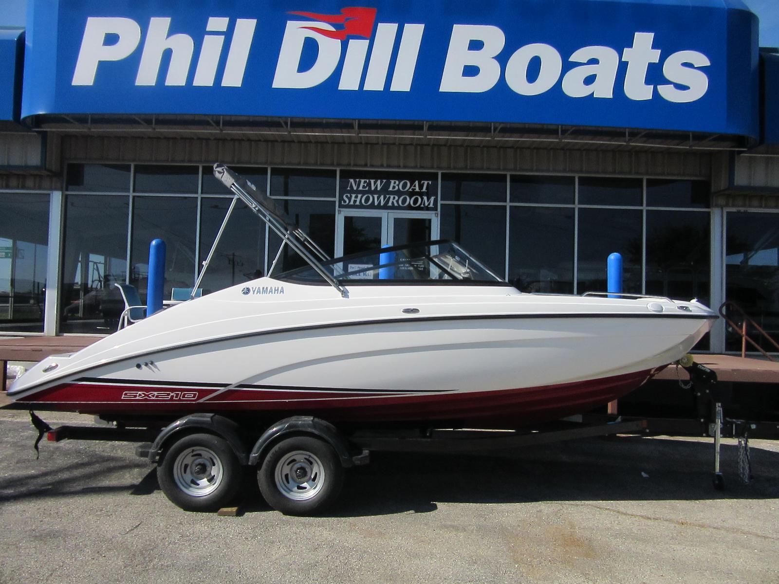 Yamaha Boats Dallas