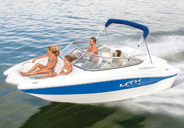 Rinker Captiva 200 MTX Manufacturer Provided Image: Manufacturer Provided Image