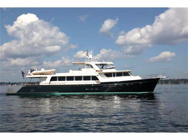 marlow Explorer 97' Marlow Motor Yacht KAKAWI