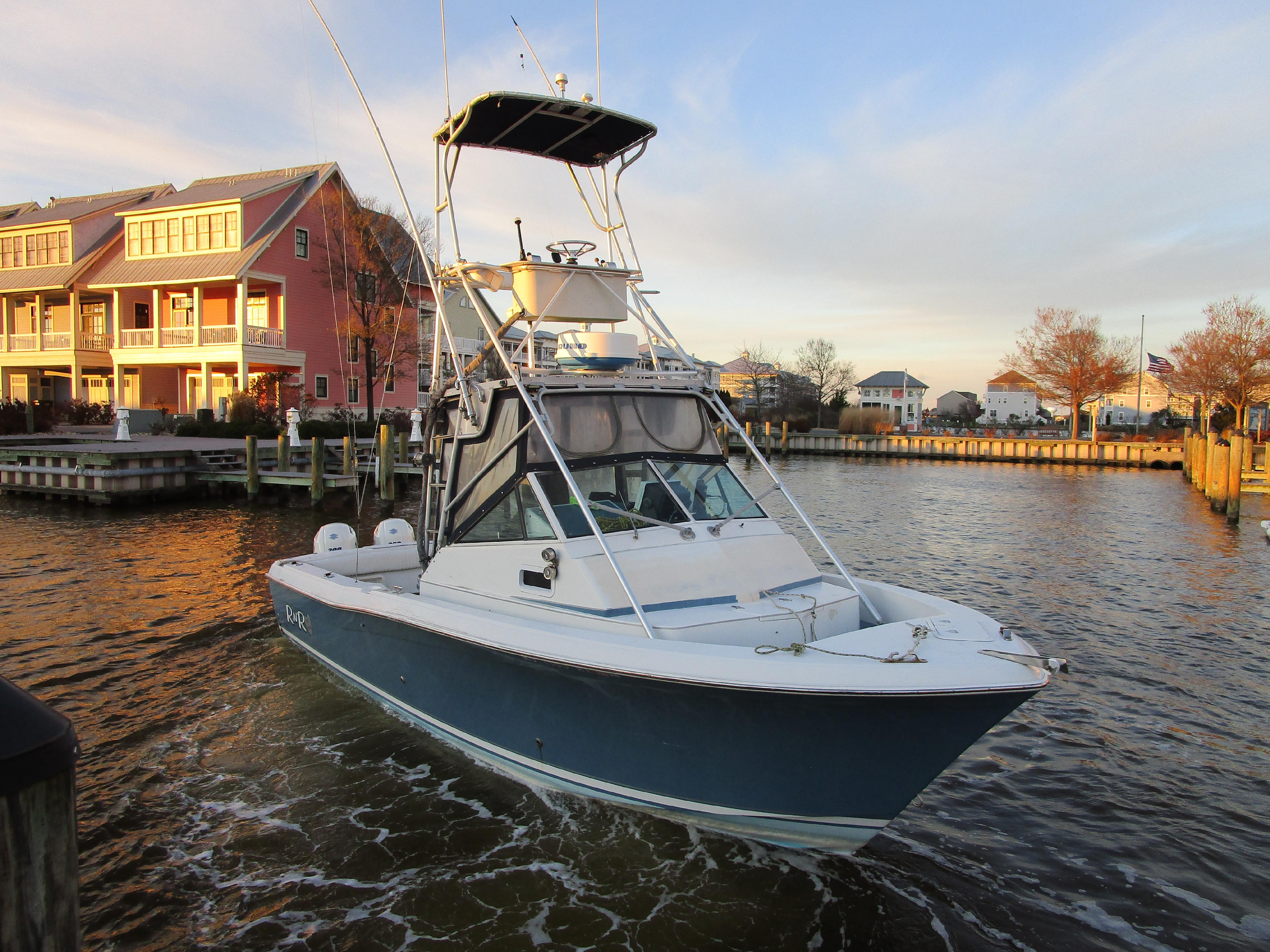 1986 Grady-White 25 Trophy Pro, Ocean City Maryland - boats com