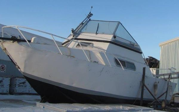 Commercial Aluminum Work Boat
