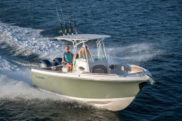 Sailfish 242 CC Manufacturer Provided Image