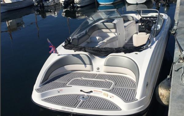 Yamaha Boats AR210 JET BOAT