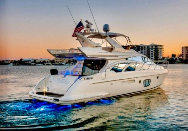 Azimut 55E Doc Holliday