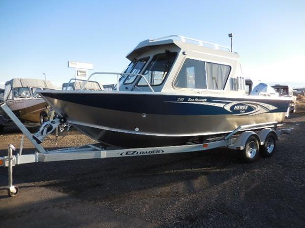 Hewescraft 210 Sea Runner HT