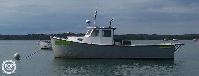 Rosborough 35 Lobster Boat 1993 Rosborough 35 Lobster Boat for sale in Addison, ME