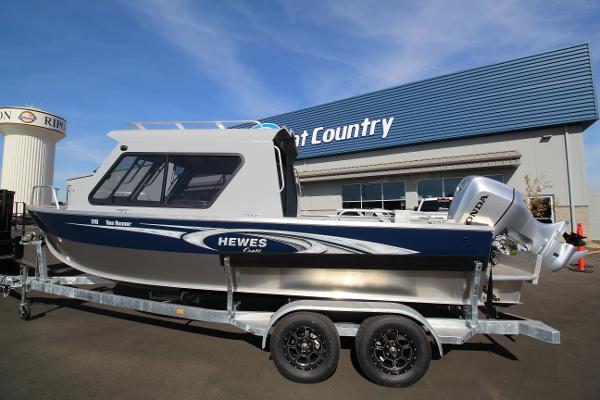 Hewescraft 210 Sea Runner - Hardtop