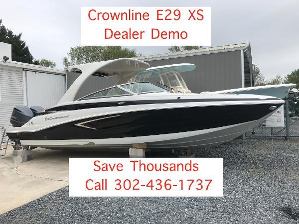Crownline E29 XS