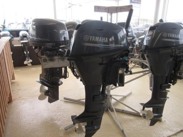 Yamaha Boats F20LPA