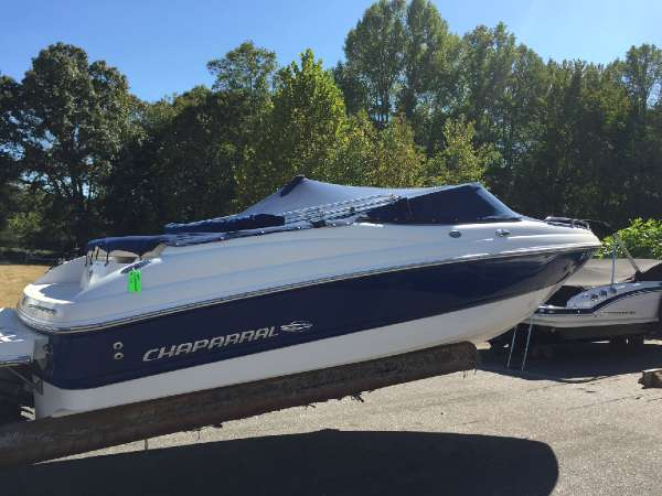 Chaparral SSi 210 Bow Rider