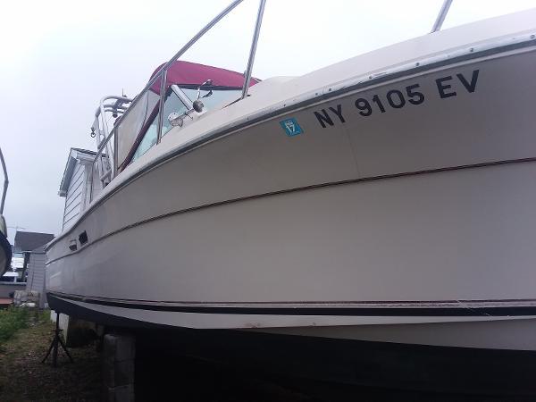 Wellcraft 2800 Coastal Offshore Fisherman