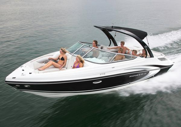 Rinker Captiva 276 BR Manufacturer Provided Image: Manufacturer Provided Image