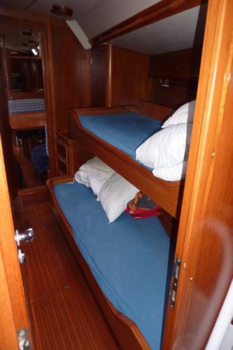 Bunkbed cabin