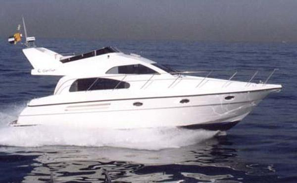 Gulf Craft Ambassador 42 Manufacturer Provided Image: Ambassador 41