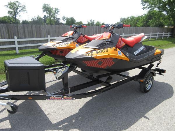 Sea-Doo SPARK TRIXX 3up