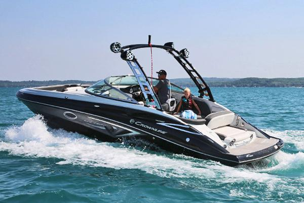 Crownline Eclipse E255 Surf Manufacturer Provided Image