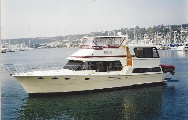"""Lien Hwa Motor Yacht 49' Lien Hwa Motoryacht """"MYSTIQUE"""""""