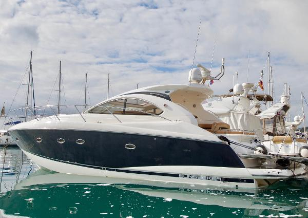 Sunseeker Portofino 47 Profile