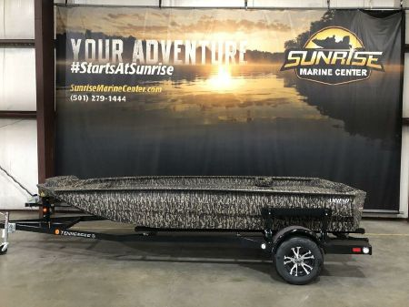 2019 Legend Craft Ambush 1652, Searcy Arkansas - boats com
