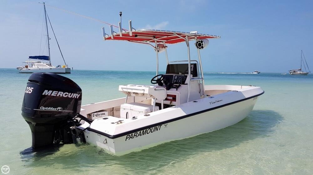 1999 Paramount 21 Super Fisherman, Key West Florida ...