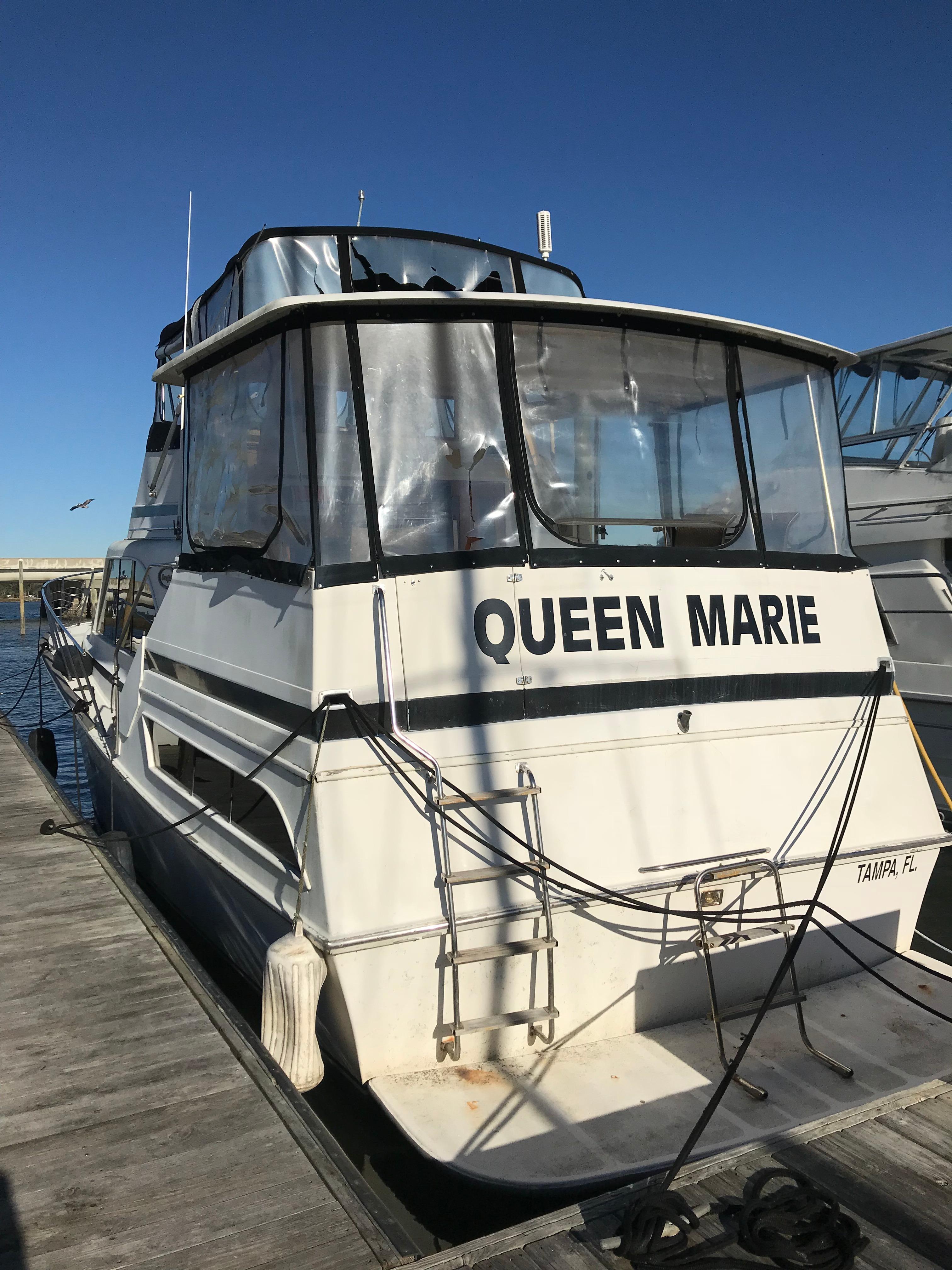 Ocean Ocean Sunliner Yacht