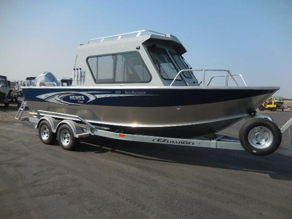 Hewescraft 210 Sea Runner