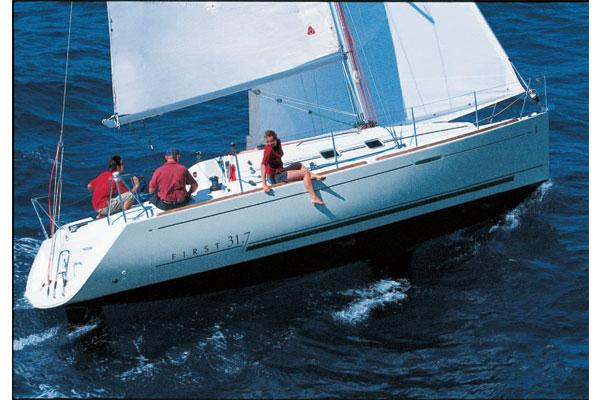 Manufacturer Provided Image: Sailing