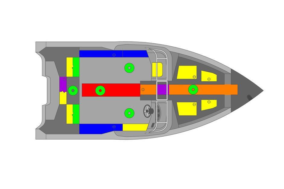 MirroCraft 1773 Aggressor Pro MX