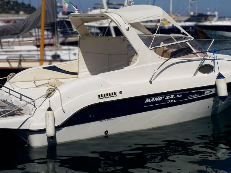Mano Marine P E R F E T T A  Mano Marine 22.52 anno 2004