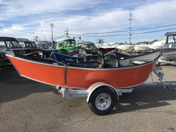 "Willie Boats 17""x60"" Drift Boat"