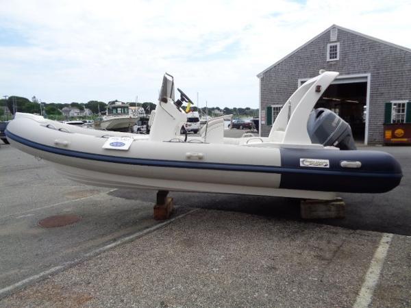 North Atlantic Inflatables 580 RIB