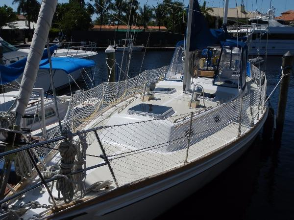 Gulfstar 50 ft Ketch