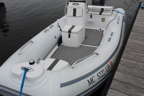 AB Inflatables Oceanus 15 VST