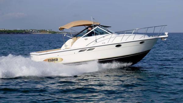 Tiara 2900 Express Profile