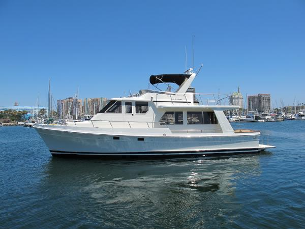 Offshore Pilothouse Profile