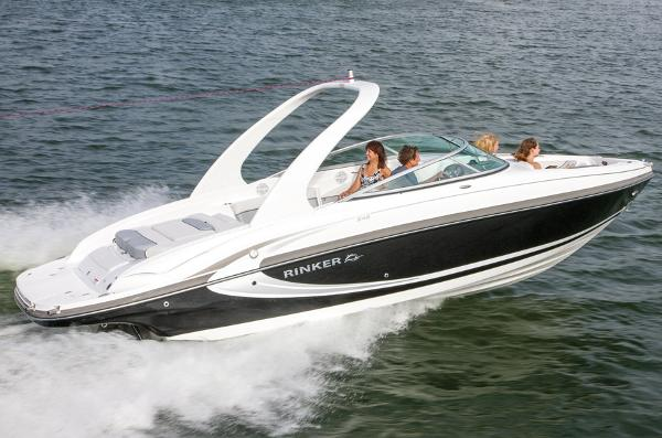 Rinker Captiva 246 BR Manufacturer Provided Image