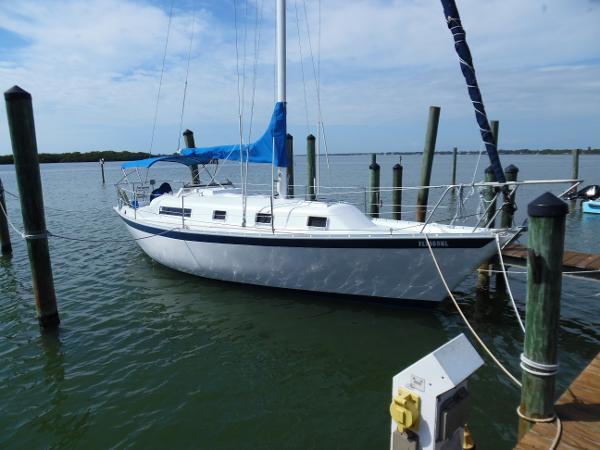 Irwin Citation 34 Starboard Side