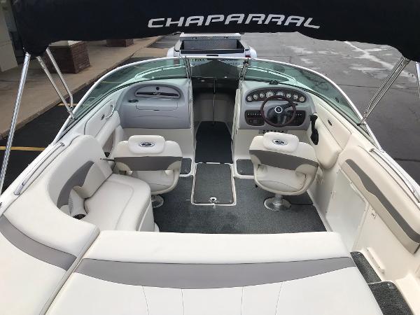 Chaparral 220 SSi