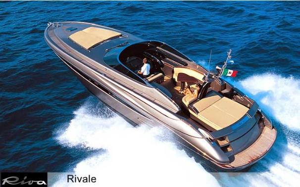Riva 52 Rivale Manufacturer Provided Image: 52  Rivale