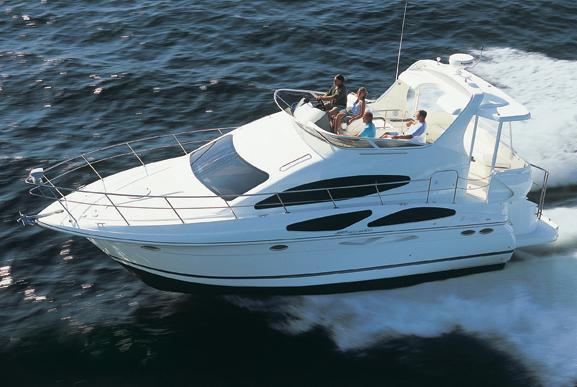 Cruisers Yachts 395 Motoryacht Manufacturer Provided Image