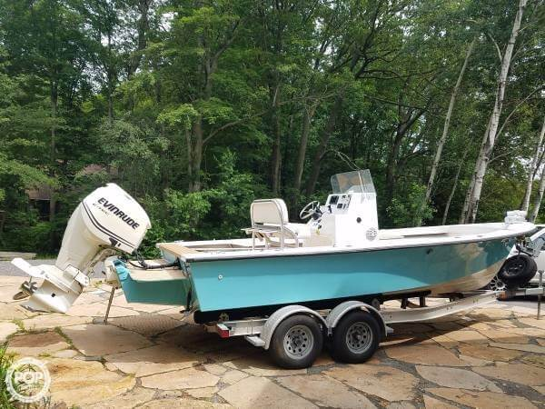 C-hawk Boats 24 CC 1988 C-Hawk 24 for sale in Mosinee, WI