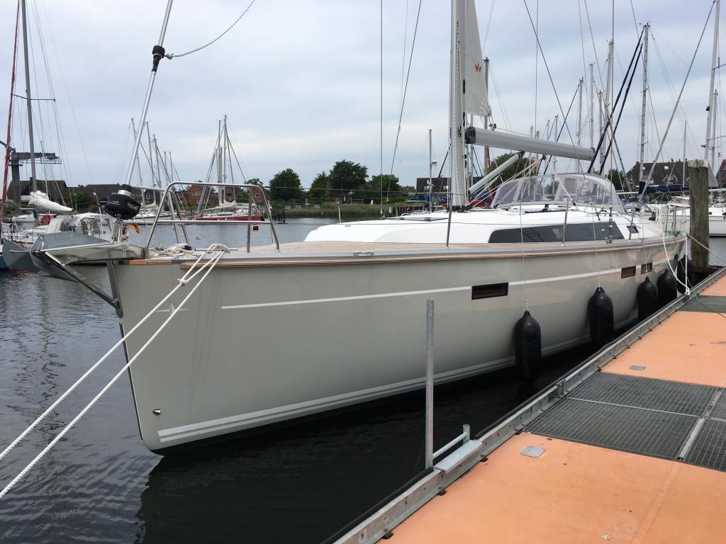 BAVARIA YACHTBAU Cruiser 46 Modell 2016  3 Kabinen