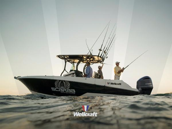 Wellcraft 302 Scarab Offshore
