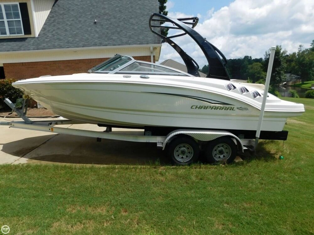 Chaparral 206 SSi 2012 Chaparral 206 SSi for sale in Midland, GA