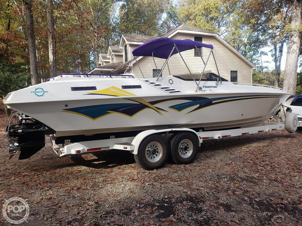 Fountain 35 Lightning 1999 Fountain 35 Lightning for sale in Irmo, SC