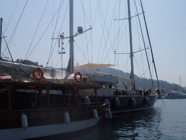 TURKISH Motor sailor 44m