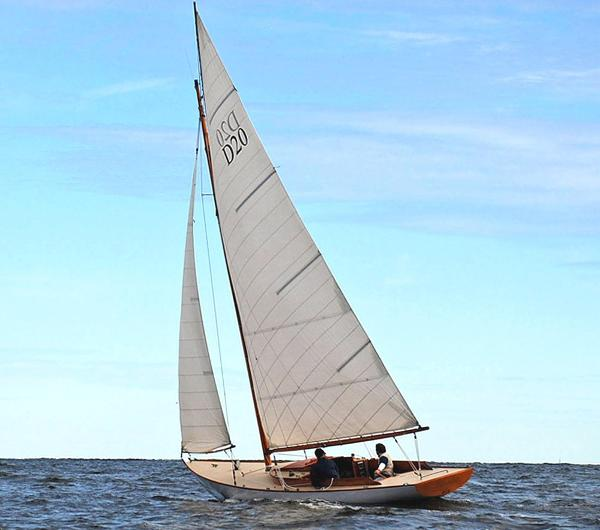 Herreshoff Buzzards Bay 25