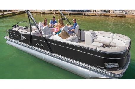 Avalon Catalina 2585 Entertainer Triple Pontoon