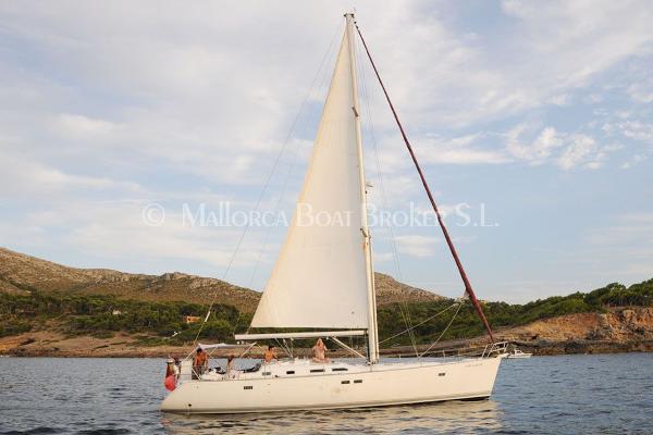 Beneteau Oceanis 47.3 Actual yacht for sale