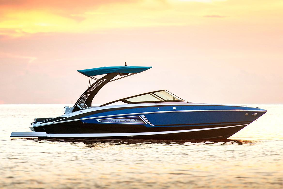 Regal 2500 RX Bowrider